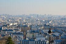 Paris / Paris. The city of art, culture and love.