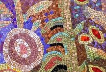 Mosaic Glass & Art / by 👱 Melissa 💞
