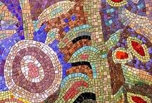 Mosaic Glass & Art / by 👱 Melissa 💞