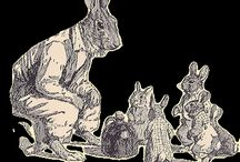 Rabbits in Literature / Characters old and new