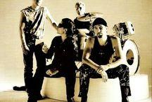Mis adorados U2 / Dedicado a la mejor banda de rock