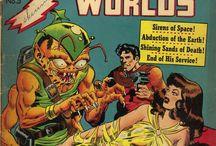 Covers - Strange Worlds