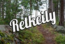 Retkeily