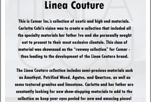 Precious Stone and Gemstone Collection -- Linea Couture / Our team at Cumar is excited to be able to offer yet another extraordinary and unique stone product. The appeal, rarity and beauty of gems have inspired legends and stories full of fantasy and adventure for centuries. Today the legend becomes a reality with the availability of these Collections. We have the great pleasure in presenting to you our new Precious Stone and Gemstone Collections, which are another Cumar exclusivity. For more info: www.cumar.com