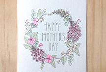greeting cards - Mother's Day