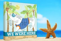 Summer Vacation / Our favorite vacation pup is on SALE ALL summer long. Perfect gift under $15 for your family vacations and beach reunions-cherish and remember your fun in the sun!   https://www.canvaskudos.com/resort-beach-dog
