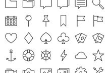 planner - icons