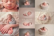 идеи съемки новорожденных