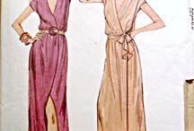 Sewing 》Dress
