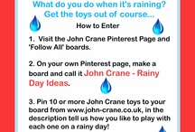 John Crane - Rainy Days Ideas
