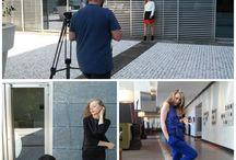 MAKING OF OTOÑO/INVIERNO 2014-15 / Imágenes de la preparación de catálogo y lookbook de otoño/invierno 2014-15.