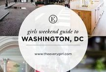 boredom cures / Things to do in Washington, DC when I can't make a decision.