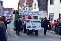 Rosensonntagsumzug Büttelborn 2017 / Impressionen vom Rosensonntagsumzug Büttelborn 2017