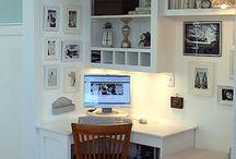 Home Office / Dolgozók / Dolgozószobák, tanulóhelyek,