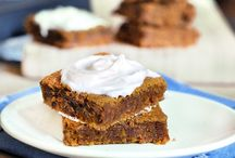 Brownies, Blondies, Bars / by Suzanne Carlson