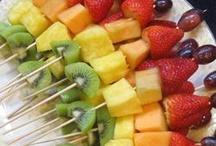 punchos de frutas