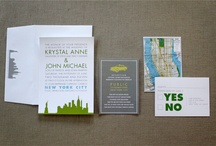 Invitations / by Sara Kate Events