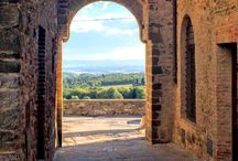 San Gusme, Castelnuovo Barardenga, Tuscany
