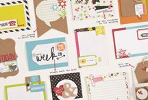 DIY™ Design It Yourself / DIY™  - Design It Yourself gives you the freedom to create your own elements to suit your personal style.  Start with our basic 3x4 & 4x6 card, envelope, tag or pocket foundations, next add our kraft and/or office layers, then choose from our assortment of stickers, stamps and embellishments to create your own personal work of art! / by Simple Stories