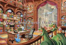 Ma Wish list chez HAED / Tous les modèles que j'aimerais avoir de la marque Heaven And Earth Designs