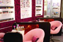 ideas for salon