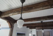    farmhouse beams   