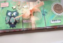 Art Journaling - Miss Lizzy / Here you can find my Art Journaling pages and blog posts