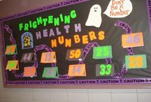 Bulletin Boards / Fantastic ideas for physical education or health-related bulletin boards!