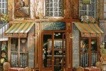 Straat Kafees