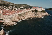 Croatia Dubrovnik / Croatia, Dubrovnik, Photography, Photo, 克羅埃西亞, 攝影, 遊記, 照片, Game of Thrones, Cable car, City wall walk