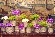 Flower Setup for Luxury Hotel / Flower Decor for Luxury Hotel