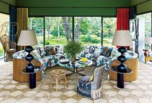 Styles for Entertaining Sun Rooms