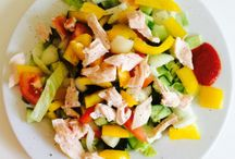 Healthy Salads / Everything fresh, simple and healthy!
