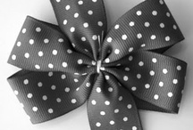 Bows/Flowers / by Sharon Greer