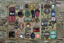 Morale Patches That Rock / Moral Patches Rock...Just a way to get you going when things get tough.