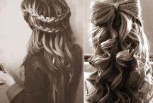 hair / by Charleen Mcpeek-davis
