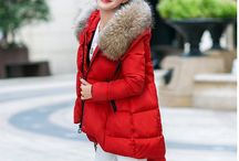 Winter Jacket for her / Cool looking jackets for her but even cooler is the price and the free shipping
