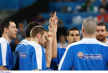 Greek National Team triumphs over Spain in @Eurobasket2013, see full foto coverage