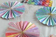 Art color party
