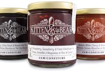 Jam Brand and Packaging Design / Jam Brand and Packaging Design