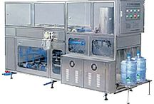 20 Ltr Jar Mineral Water Filling Machine