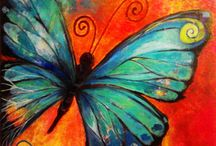 Butterfly / Paintings