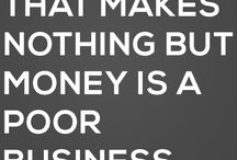 The Real Business of Business