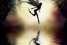 fairy flutter / Fairies, elves, gnomes, sprites, and all other things mystical and magical  / by GINA BeNa