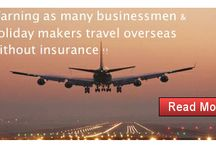 Travel Insurances / Examining the pitfalls of travelling without appropriate travel insurance cover. http://csmltd.com/medical/bupa-travel-insurance/
