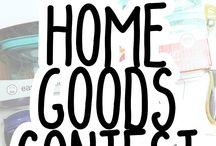 HOME GOODS CONTEST
