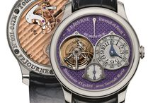 F.P. Journe Watches / F.P. Journe is a high-end watch manufacture of Switzerland named after the founder François-Paul Journe. The motto of the brand, Invenit et Fecit denotes that the company builds the entirety of the watches.