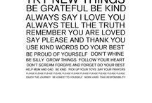 wisdom / Words that touch the heart