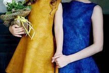 filc sukienka