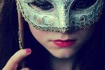 Masquerade / by Maxine Burleigh